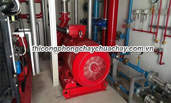 Cường Thịnh Vương thi công và lắp đặt hệ thống Phòng cháy chữa cháy