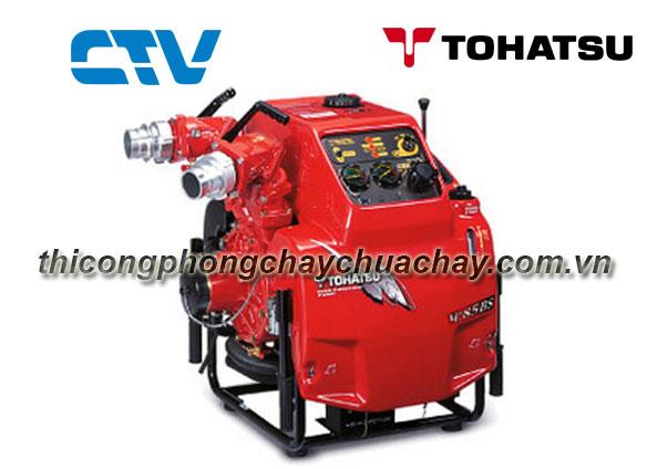 Máy bơm cứu hỏa Tohatsu V85BS