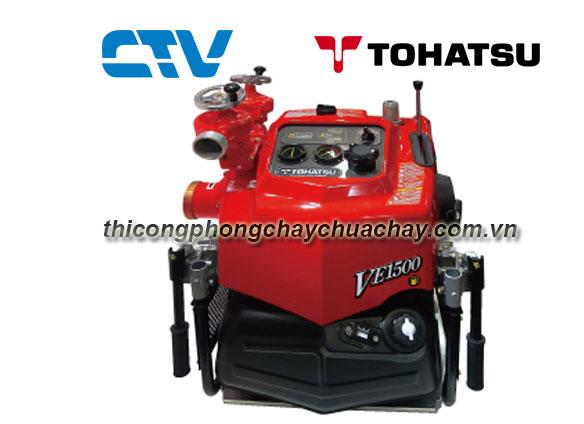 Máy bơm cứu hỏa Tohatsu VE1500