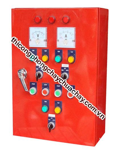 Hướng dẫn lắp đặt tủ điện cho các máy bơm cứu hỏa