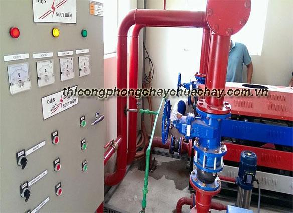 Cung cấp tủ điện phòng cháy chữa cháy chất lượng tốt, giá rẻ tại Hà Nội