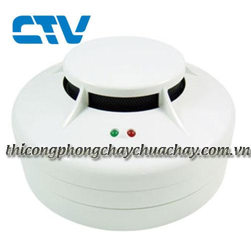 Đầu báo khói quang Chungmei-CM-WT33LR / CM-WT33LT
