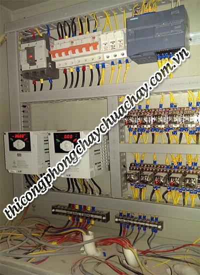 Quy trình bảo trì hệ thống báo cháy