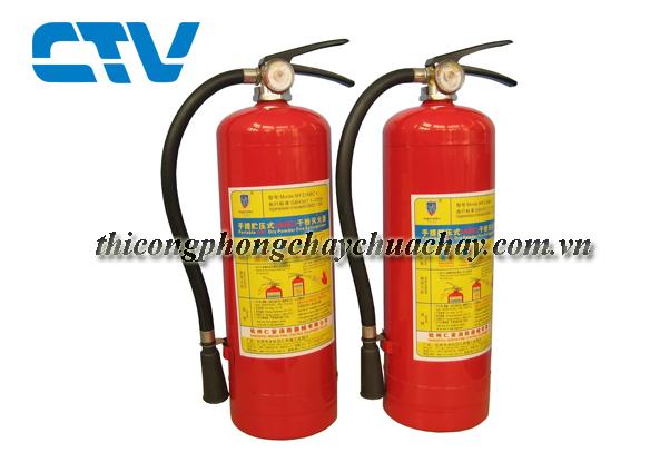 Bình chữa cháy bột MFZ4