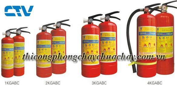 Mua bình chữa cháy ở đâu tốt nhất tại Hà Nội