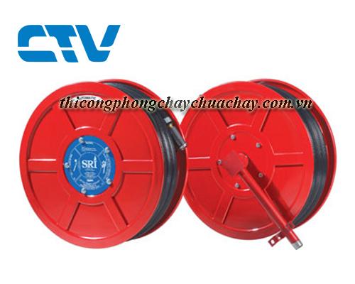 Cuộn vòi chữa cháy Sri HRS038-SS-022-RD