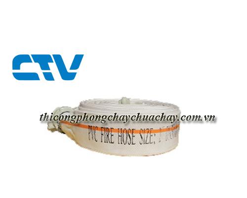 Cuộn vòi chữa cháy PVC65