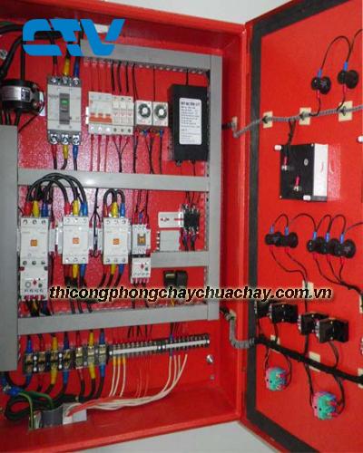 Cung cấp tủ điện cho hệ thống phòng cháy chữa cháy